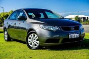 2012 Kia Cerato TD MY12 S Silver 6 Speed Manual Sedan Wangara Wanneroo Area Preview
