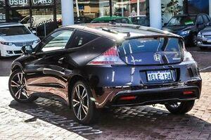 2013 Honda CR-Z  Premium Northern Lights Violet Constant Variable Coupe