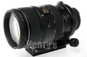 Nikon 80-400mm f/4.5-5.6D VR Lens in Excellent condition.