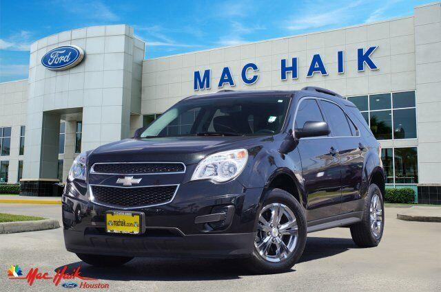 2014 Chevrolet Equinox Lt 94602 Miles Black Granite Metallic Sport Utility Gas/E