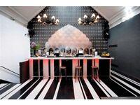 Festive Temp Bar & Waiting Staff - Hummingbird