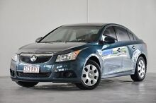 2011 Holden Cruze JH Series II CD Blue 6 Speed Sports Automatic Sedan Robina Gold Coast South Preview