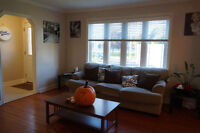 2 month rental! WALK to subway! Furnished or empty, up to u!
