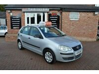 VOLKSWAGEN POLO 1.2 E 5d 54 BHP COMES WITH 12 MONTHS MOT (silver) 2005