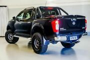 2016 Nissan Navara D23 ST-X Black 7 Speed Sports Automatic Utility Wangara Wanneroo Area Preview