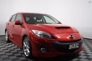 2009 Mazda 3 BL1031 MPS Luxury Red 6 Speed Manual Hatchback Edwardstown Marion Area Preview