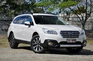 2016 Subaru Outback White Constant Variable Wagon Earlville Cairns City Preview
