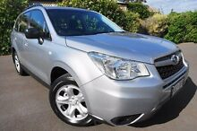 2013 Subaru Forester S4 MY13 2.5i Lineartronic AWD Silver 6 Speed Constant Variable Wagon Glenelg East Holdfast Bay Preview