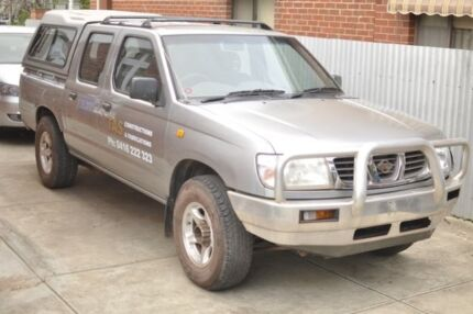 Nissan Navara D22 2001 V6 5speed 2WD repairable write off Parkside Unley Area Preview