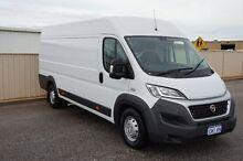 2016 Fiat Ducato Series 4 Mid Roof XLWB Comfort-matic White 6 Speed Sports Automatic Single Clutch V Pearsall Wanneroo Area Preview