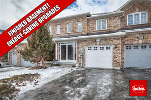 """Gorgeous Brick townhouse in premier """"Rouge Woods"""""""