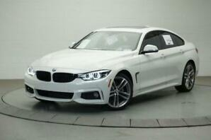 2 yrs old 2018 BMW 430i Xdrive 50%off