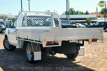 2009 Ford Ranger PK XL White 5 Speed Manual Cab Chassis Wangara Wanneroo Area Preview