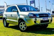 2009 Hyundai Tucson JM MY09 SX Gold 4 Speed Sports Automatic Wagon Wangara Wanneroo Area Preview