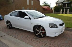 2007 Mitsubishi 380 DB Series 2 GT White 5 Speed Sports Automatic Sedan Stepney Norwood Area Preview