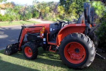 Kubota L5240HD 3 speed 40.3 KW Eight Mile Plains Brisbane South West Preview