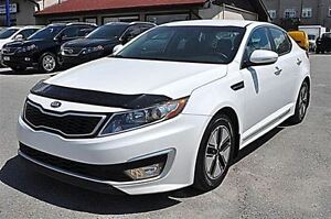 Kia Optima Hybrid Hassle Free Warranty through 2021...