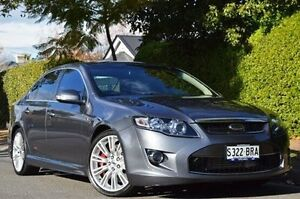 2011 Ford Performance Vehicles F6 E FG MK II Grey 6 Speed Sports Automatic Sedan Thorngate Prospect Area Preview