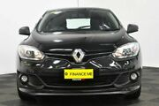 2015 Renault Megane III B95 Phase 2 Authentique EDC Black 6 Speed Sports Automatic Dual Clutch Edgewater Joondalup Area Preview