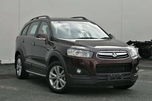 2013 Holden Captiva CG MY14 7 AWD LT Maroon 6 Speed Sports Automatic Wagon Tweed Heads South Tweed Heads Area Preview