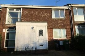 To Rent 2 bed Ground Floor Flat in Northseaton Ashington Northumberland