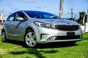 2017 Kia Cerato YD MY18 S (AV) Silky Silver 6 Speed Auto Seq Sportshift Sedan Wangara Wanneroo Area Preview