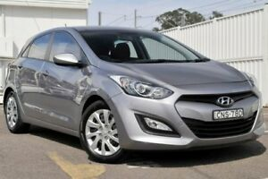 2013 Hyundai i30 GD Active Grey 6 Speed Sports Automatic Hatchback Gosford Gosford Area Preview
