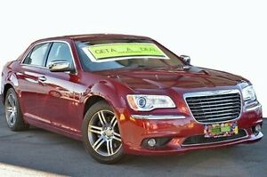 2013 Chrysler 300 Limited E-Shift 8 Speed Sports Automatic Sedan Coolangatta Gold Coast South Preview