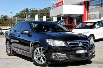 2013 Holden Calais VF V Black 6 Speed Automatic Sedan Wyoming Gosford Area Preview