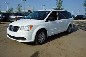 2016 Dodge Grand Caravan SXT STOW AND GO Accident Free,  3rd Row