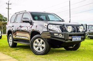 2014 Toyota Landcruiser Prado KDJ150R MY14 GXL Grey 5 Speed Sports Automatic Wagon Wangara Wanneroo Area Preview