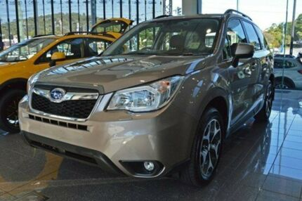 2015 Subaru Forester S4 MY15 2.0D-S CVT AWD Bronze 7 Speed Constant Variable Wagon Capalaba West Brisbane South East Preview