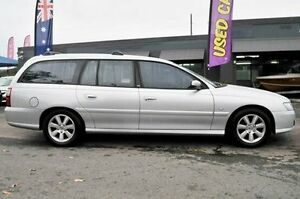 2005 Holden Berlina VZ Silver 4 Speed Automatic Wagon North Gosford Gosford Area Preview