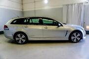 2015 Holden Commodore VF MY15 SV6 Sportwagon Storm Silver 6 Speed Sports Automatic Wagon Wangara Wanneroo Area Preview