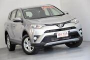 2017 Toyota RAV4 ALA49R GX AWD Silver 6 Speed Sports Automatic Wagon Kedron Brisbane North East Preview