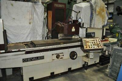 20 X 60 Chevalier Hydraulic Surface Grinder 14 X 2 X 5 Standard Grinding Wh