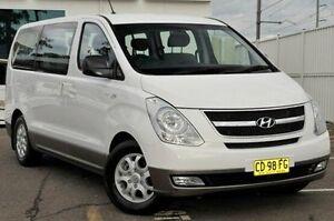 2015 Hyundai iMAX TQ-W MY15 White 5 Speed Automatic Wagon Gosford Gosford Area Preview