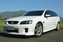 2009 Holden Commodore VE MY10 SS Sportwagon White 6 Speed Sports Automatic Wagon Derwent Park Glenorchy Area Preview
