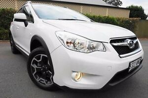 2012 Subaru XV G4-X MY13 2.0i Lineartronic AWD White 6 Speed Constant Variable Wagon Glenelg East Holdfast Bay Preview