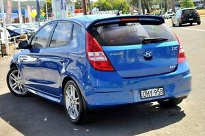 2008 Hyundai i30 FD SR Blue 4 Speed Automatic Hatchback North Gosford Gosford Area Preview