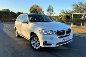 2015 BMW X5 F15 sDrive25d White 8 Speed Automatic Wagon Darra Brisbane South West Preview