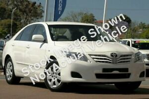 2010 Toyota Camry ACV40R MY10 Altise White 5 Speed Automatic Sedan Mount Druitt Blacktown Area Preview