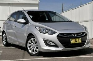 2013 Hyundai i30 GD2 Active Silver 6 Speed Sports Automatic Hatchback Gosford Gosford Area Preview