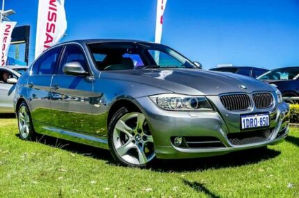 2011 BMW 320i E90 MY1011 Lifestyle Steptronic Grey 6 Speed Sports Automatic Sedan Osborne Park Stirling Area Preview
