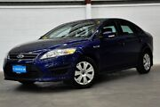 2014 Ford Mondeo MC LX PwrShift TDCi Blue 6 Speed Sports Automatic Dual Clutch Hatchback Thornlie Gosnells Area Preview