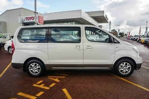 2014 Hyundai iMAX TQ-W MY13 White 4 Speed Automatic Wagon Westminster Stirling Area Preview