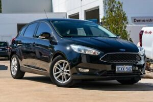 2015 Ford Focus LZ Trend Black 6 Speed Automatic Hatchback