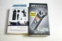 Zoom H1 Microphone + Pin Microphone (LOWERED)
