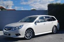 2009 Subaru Liberty B5 MY10 2.5i Lineartronic AWD White 6 Speed Constant Variable Wagon South Launceston Launceston Area Preview