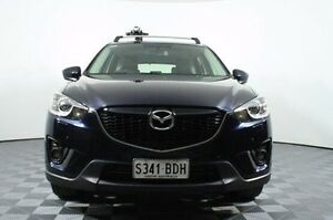 2014 Mazda CX-5 KE1021 MY14 Grand Touring SKYACTIV-Drive AWD Blue 6 Speed Sports Automatic Wagon Edwardstown Marion Area Preview